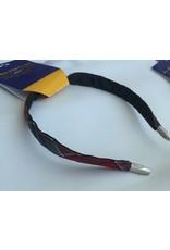 UNIFORM SF Thin Hard Headband, Plaid