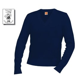 UNIFORM Saint Olaf Pullover Sweater Navy