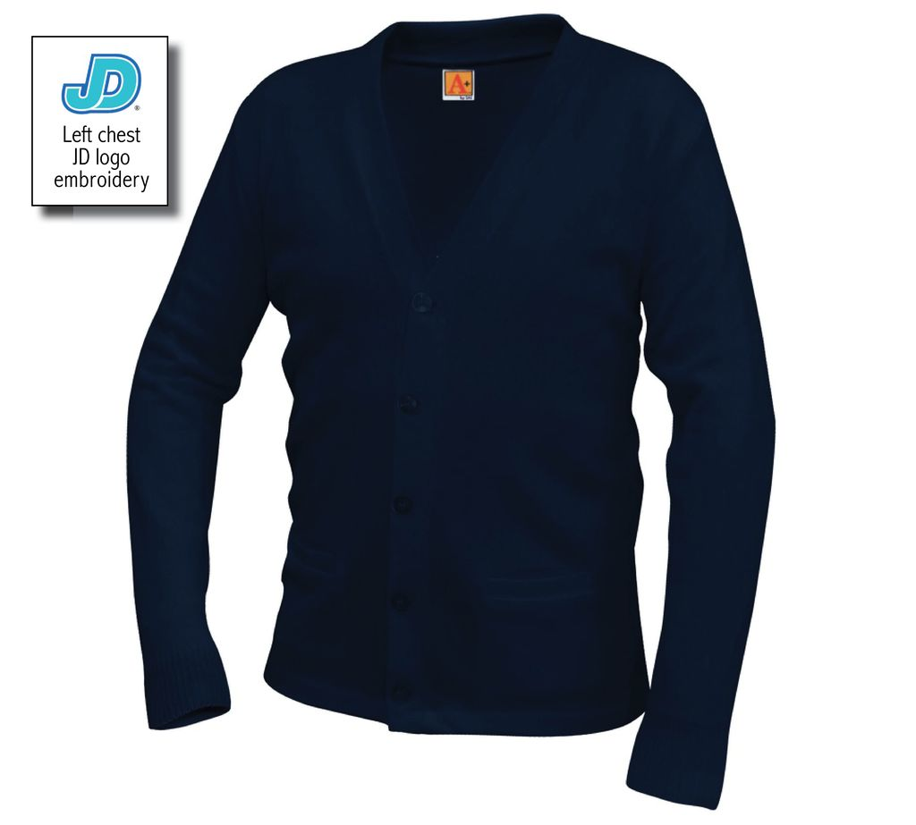 UNIFORM JD Cardigan Sweater, UnisexJD Cardigan Sweater - Saint ...
