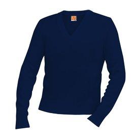 UNIFORM Unisex V-Neck Pullover Sweater