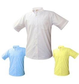 UNIFORM Boys Oxford Short Sleeve Shirt
