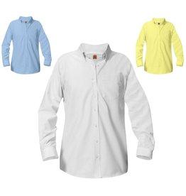 UNIFORM Girls Oxford Long Sleeve Shirt