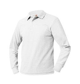 UNIFORM Long Sleeve Polo Shirt