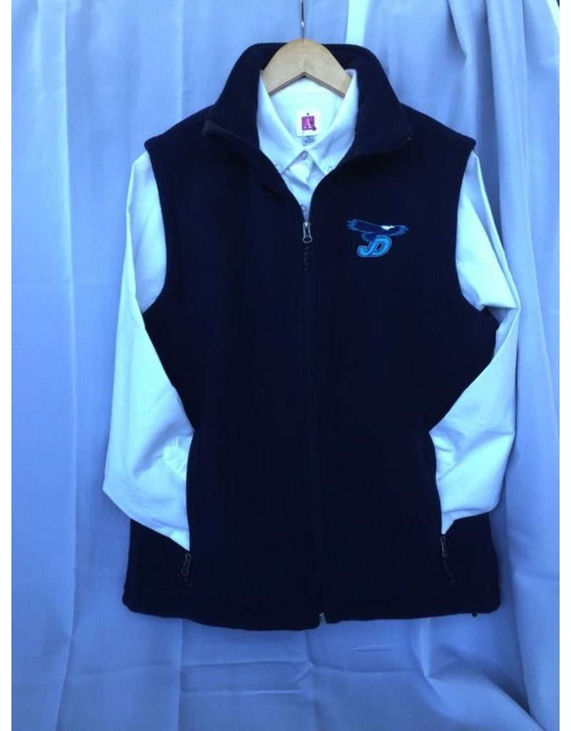 JD Fleece Vest