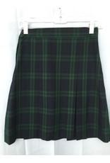 Juan Diego Plaid Skirt