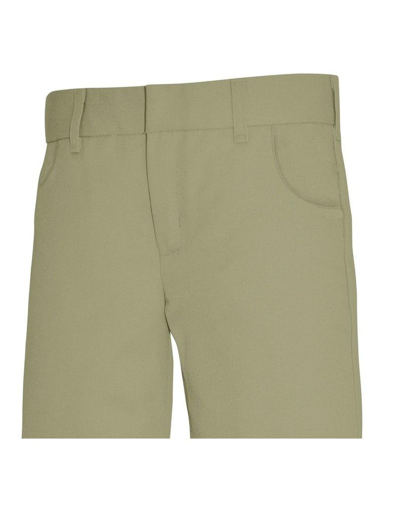 Girls Khaki Shorts