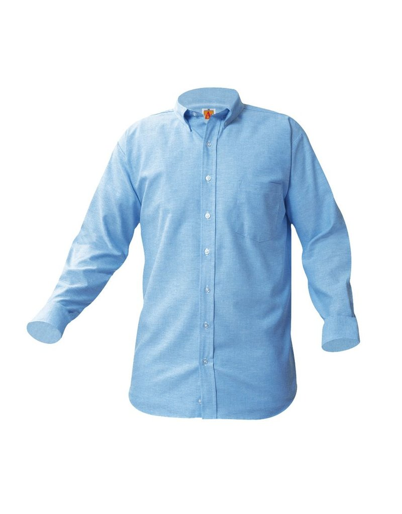 Boys Oxford Shirt, Blue