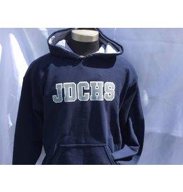 JDCHS Hooded Pullover Sweatshirt