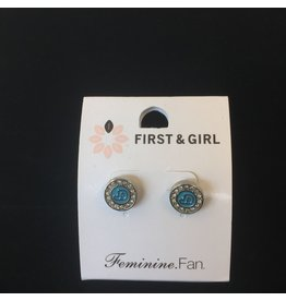 JD Signature Post Earrings - Fundraiser