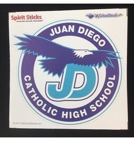 SALE! JD Removable Sticker