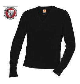 UNIFORM Saint Vincent Pullover Long sleeve sweater, navy