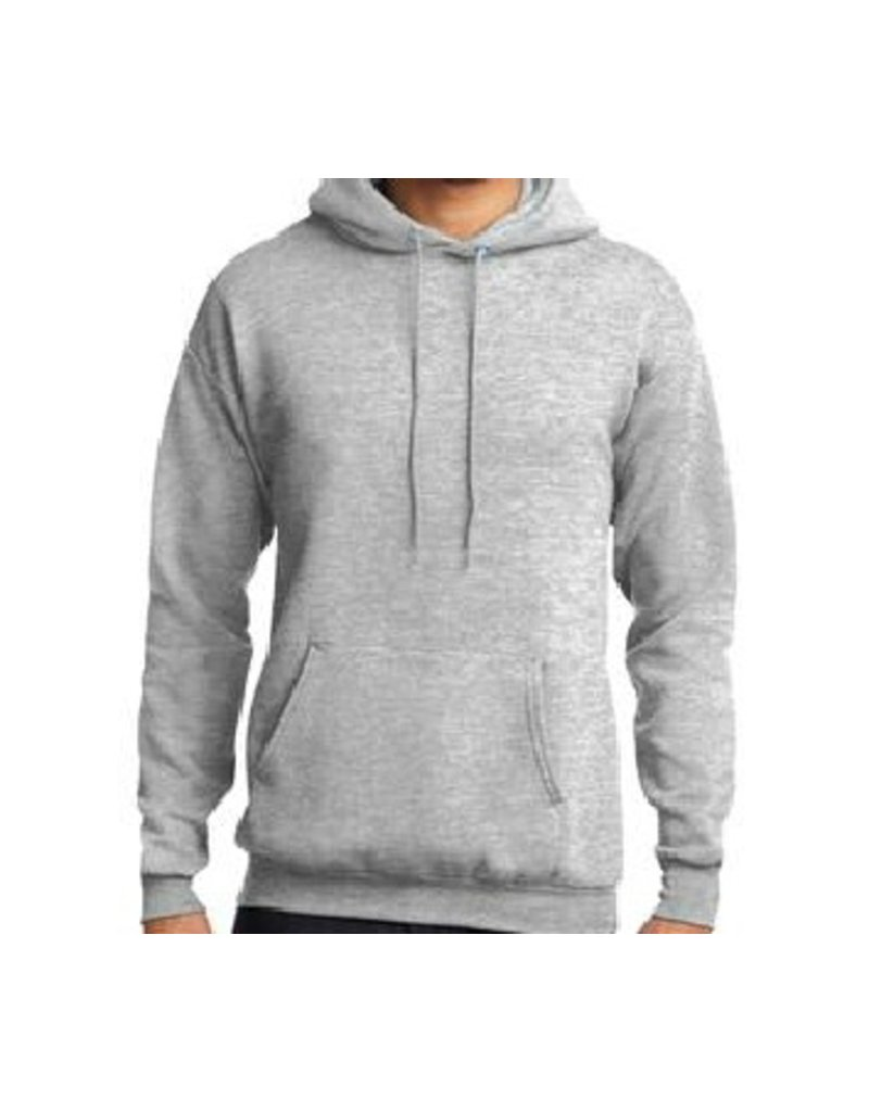 JD Fleece Pullover Hooded Sweatshirt