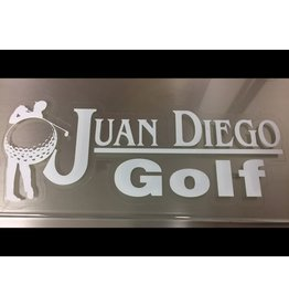 JD Golf Decal