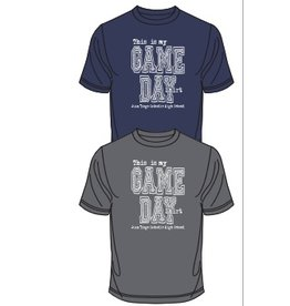 JD This is My Game Day Short Sleeve Shirt