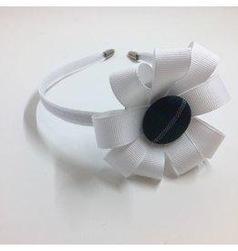 UNIFORM SJB Thin Hard Headband, Plaid