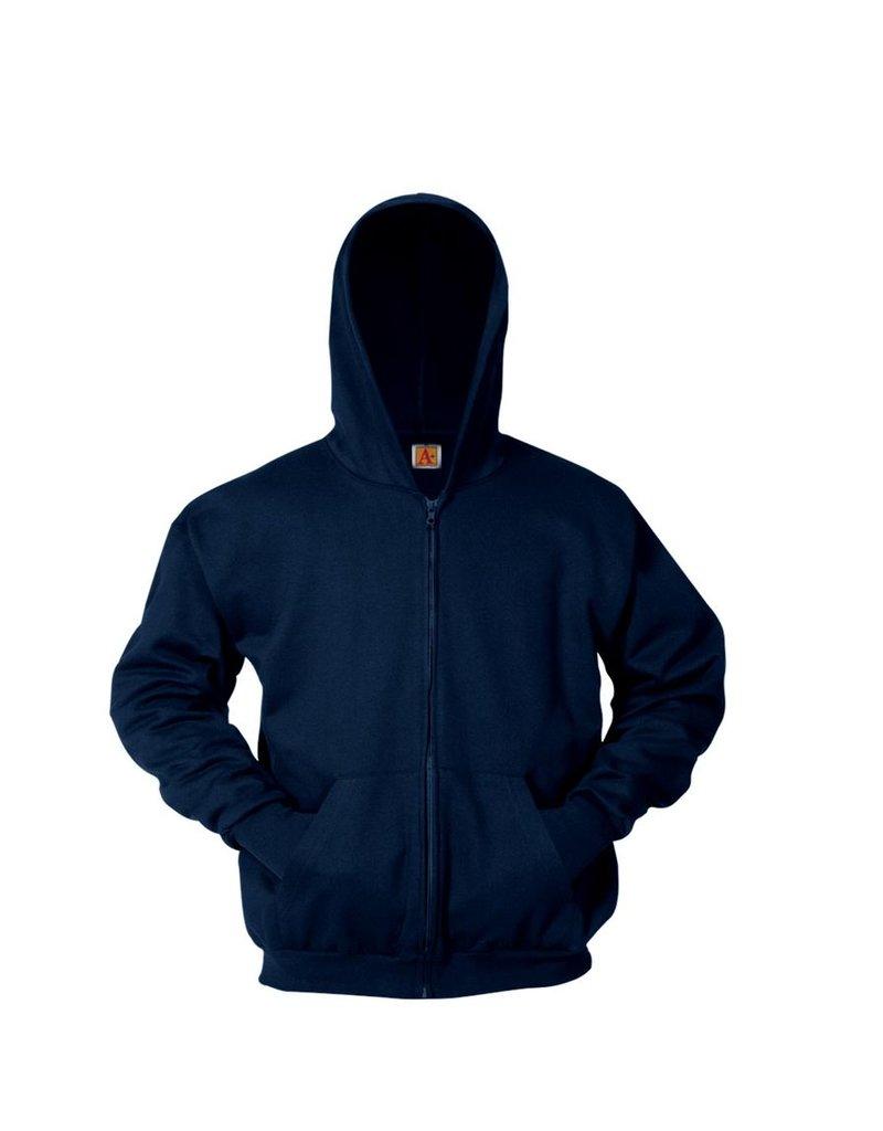 JDCHS Full Zip Hooded Sweatshirt
