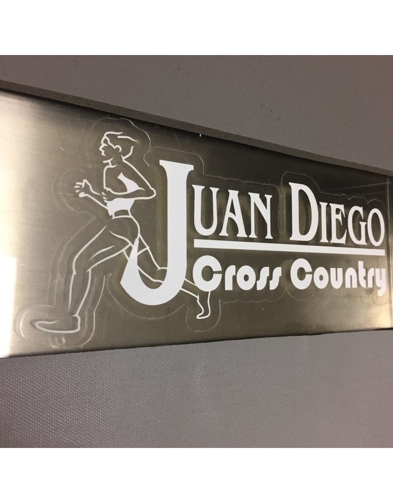 JD Cross Country Decal