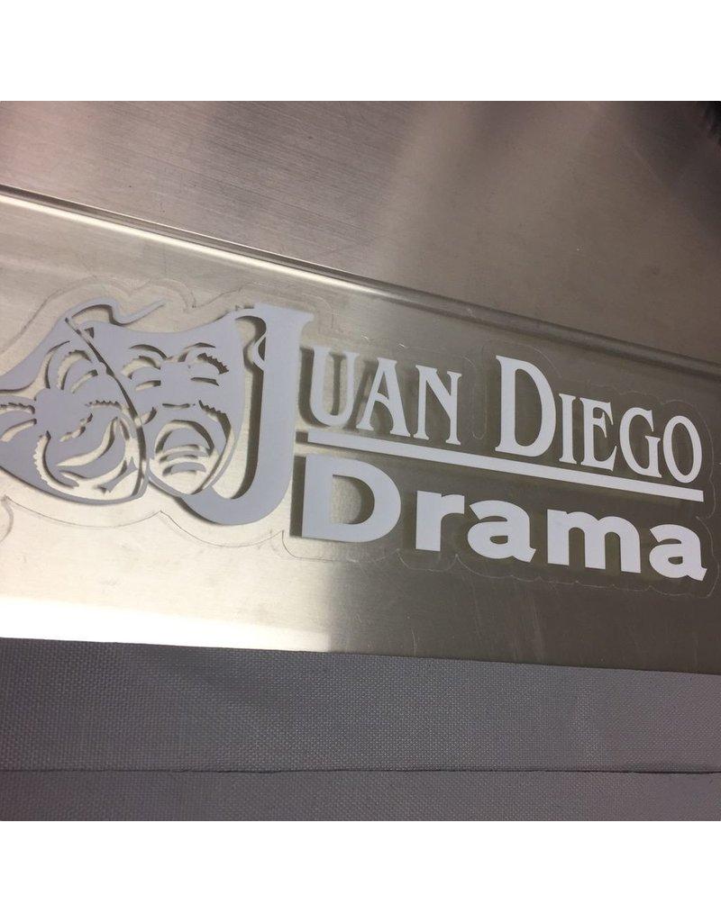 JD Drama Decal