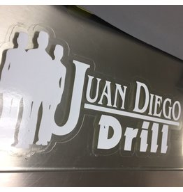 JD Drill Decal