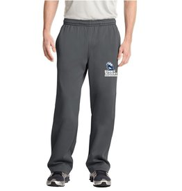 Summit Embroidered Men's Grey warm up pants