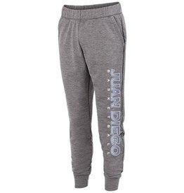 Grey Basketball Jogger