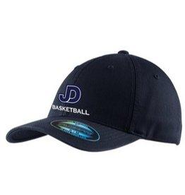 Boys Basketball navy embroidered baseball hat