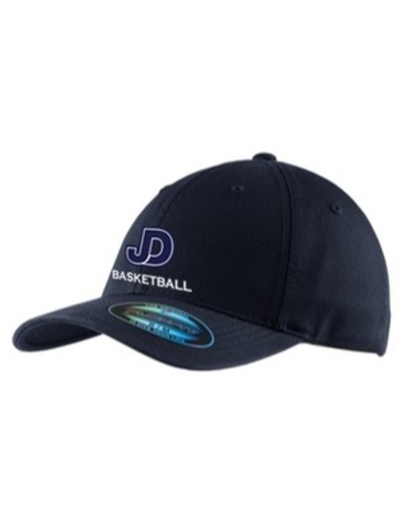 Boys Basketball navy embroidered hat