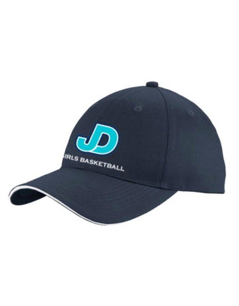 JD Girls Basketball Ball cap