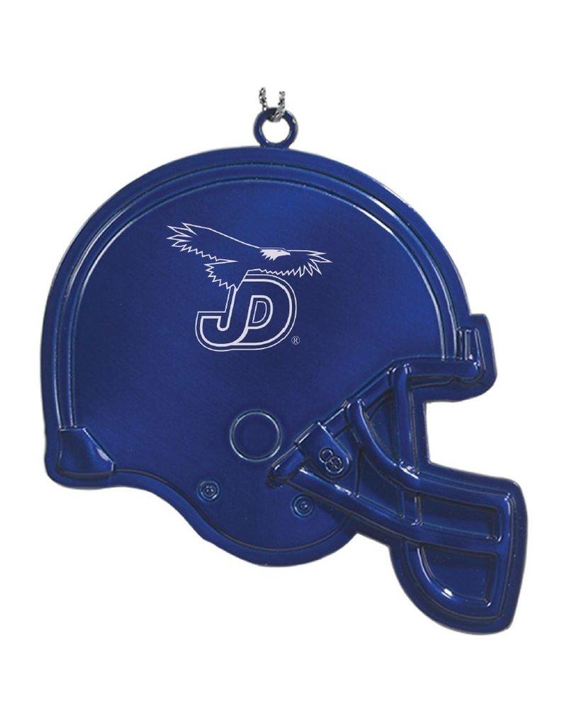 JD Memorabilia 3-D Metal Ornament