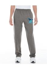JD player LAX Grey Sweatpants