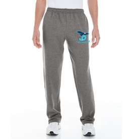 JD player LAX Grey Sweatpants
