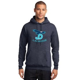 JD LAX Player Navy Heathered Sweatshirt