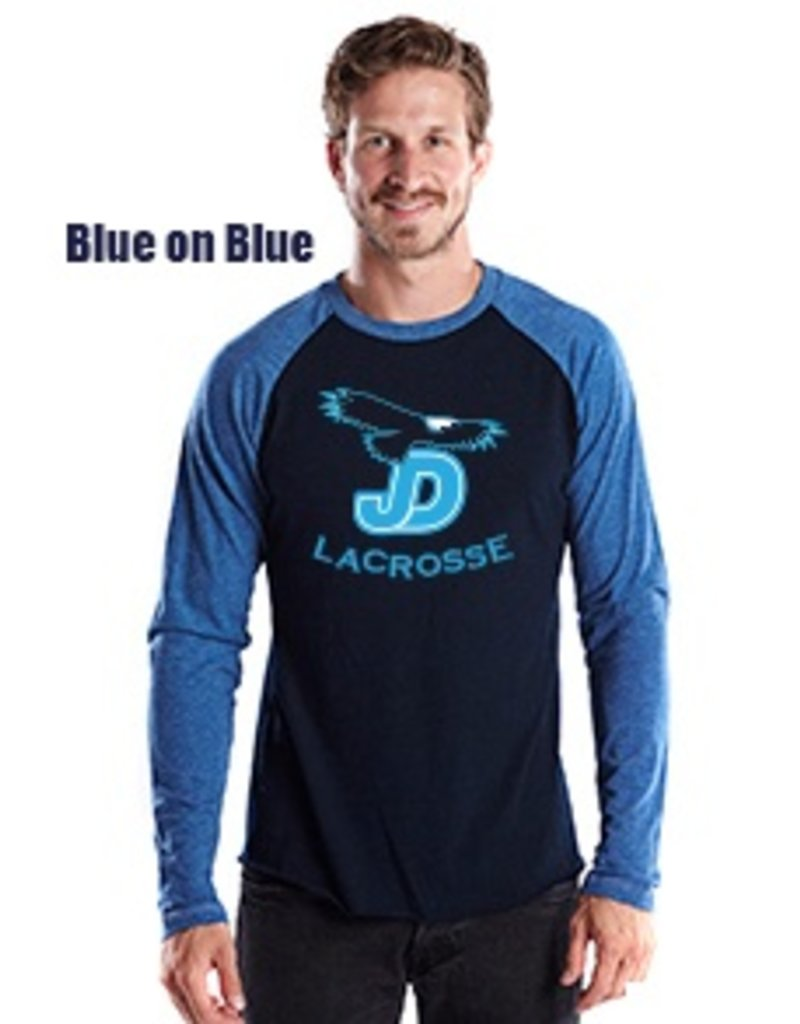 Two Tone JD LAX Jersey Shirt