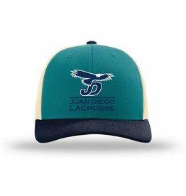 Girls Lacrosse Richardson Trucker Hat