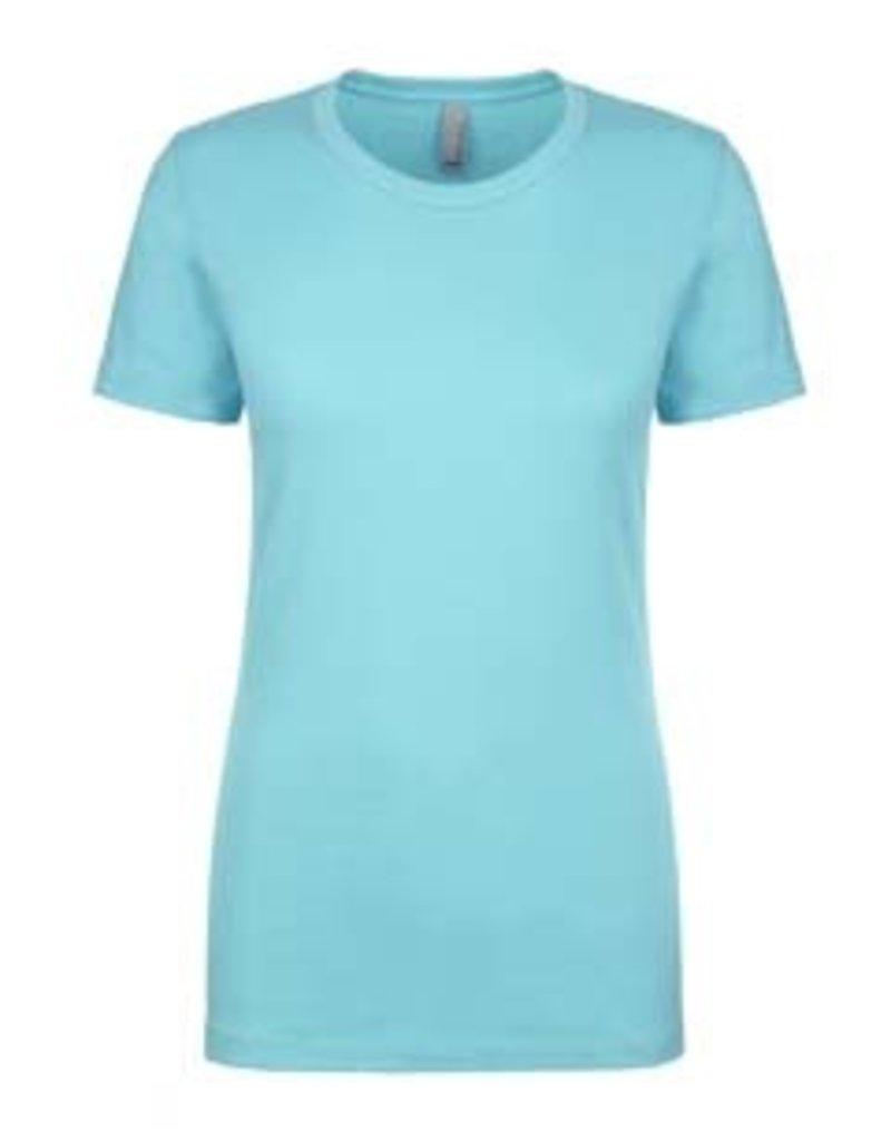 Silverline Ladies Turquoise Tee