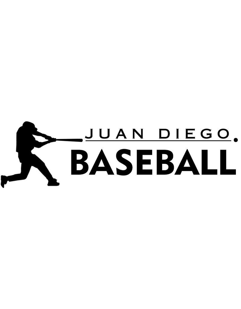 JD Baseball Decal