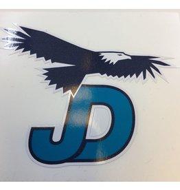 JD Eagle Sticker