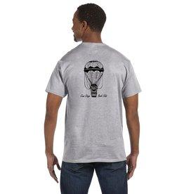 JD BOOKCLUB Grey tshirt