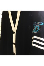 JD Cheer Cardigan Sweater