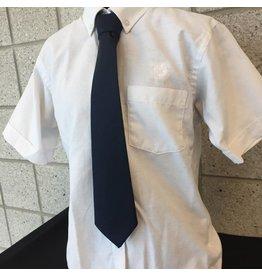 Navy Tie (No Logo)
