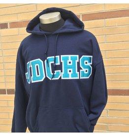 JDS-SWSHRT Pullover Teal JDCHS