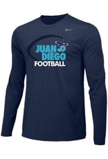 JD Football Unisex Longsleeve Football Shirt