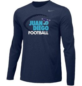 JD Football Unisex Longsleeve Football Shirt