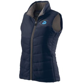 JD Football Women's Navy Vest