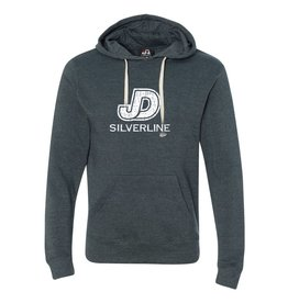 JD Silverline Navy Heathered Sweatshirt