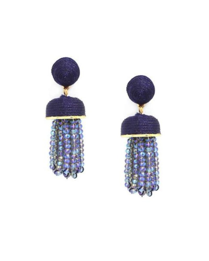 beaded line earrings jewellery ball three full products the paola drop
