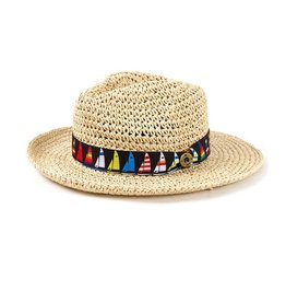 Hobie HAT, SAILBOAT STRAW LADIES