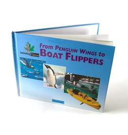 Hobie BOOK, PENGUIN BOAT FLIPPERS
