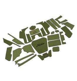 Hobie MAT KIT, PA12 GREEN/ESPRESSO
