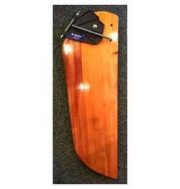 Laser Performance SF Mahogany Rudder